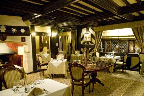 Shrewsbury's award winning restaurant