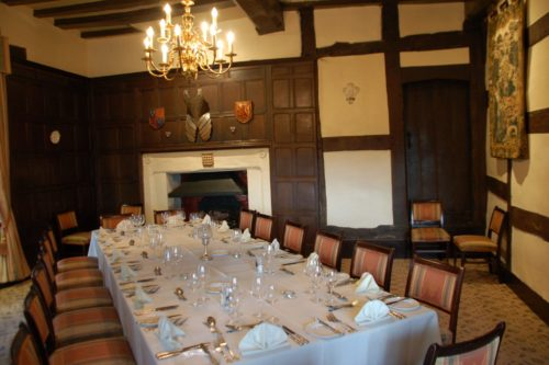 Moat Room Wedding