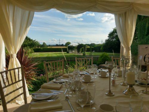 a Bespoke Wedding reception shrewsbury shrophire