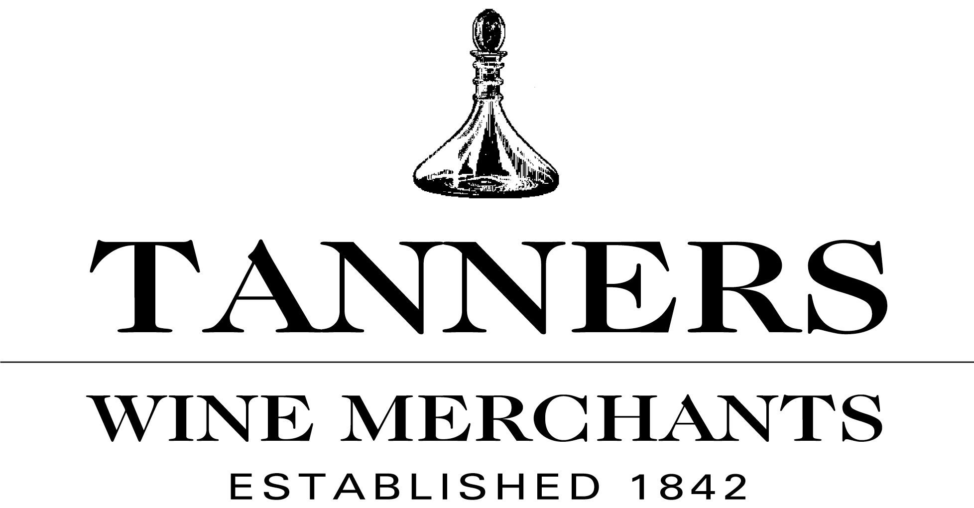 50 Years in partnership with local wine merchants Tanners