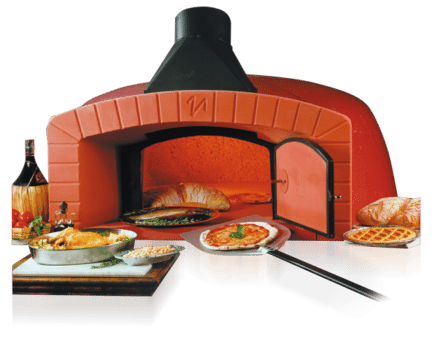 albright hussey Manor Pizza oven