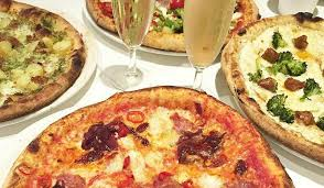 Pizza Party at the Manor in Shropshire