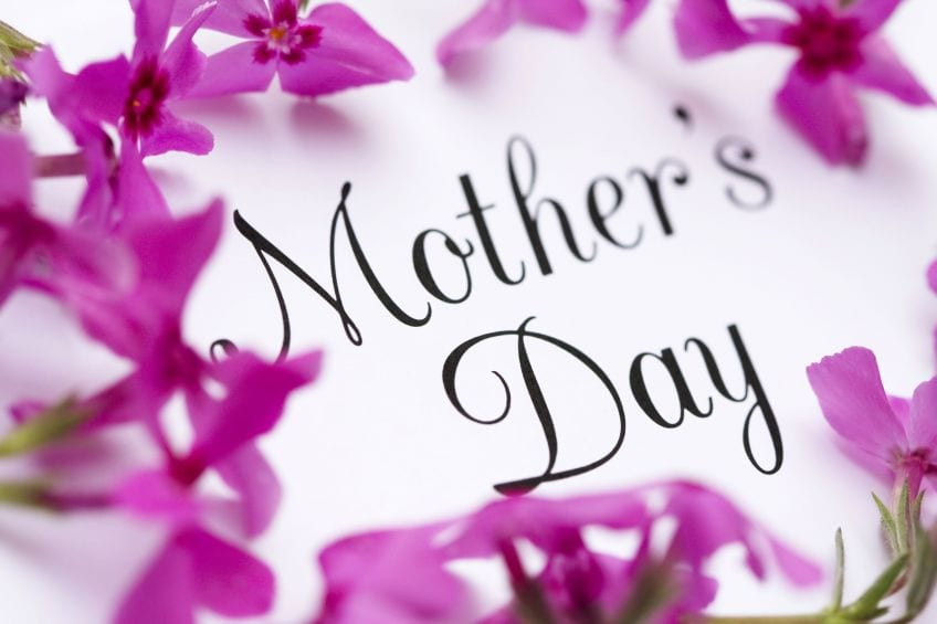 Mothers day at the Albright Hussey Manor