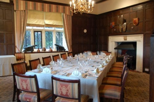 private dining shrewsbury